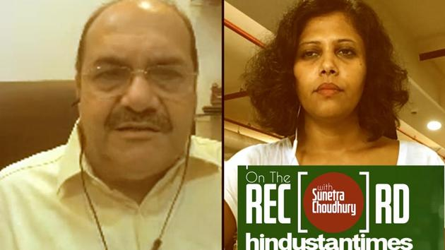A deposition by a former High Court judge in the Nirav Modi extradition case in the United Kingdom has caused a political storm. The Bharatiya Janata Party has called the involvement of Justice Abhay Thipsay (retired), a Congress member, an example of the grand old party trying to shield the fugitive diamantaire. Amid the war of words, Justice Thipsay spoke to Hindustan Times' National Political Editor, Sunetra Choudhury, to present his side of the story. Watch the full video for more.