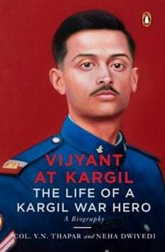 Captain Vijyant Thapar, a Vir Chakra awardee and fourth generation army officer, was commissioned on December 12, 1998, and joined the 2nd Rajputana Rifles in Gwalior. He was only 22 when he was martyred during the Kargil War in June 1999, having fought bravely in the crucial battles of Tololing and Knoll.(HT PHOTO)