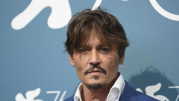 Two former romantic partners of actor Johnny Depp have defended him as part of his libel suit against British newspaper The Sun.(Arthur Mola/Invision/AP)