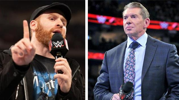 Sami Zayn and the WWE.(WWE)