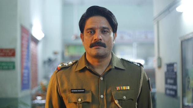 Paatal Lok review: Jaideep Ahlawat in a still from the new Amazon Prime show.