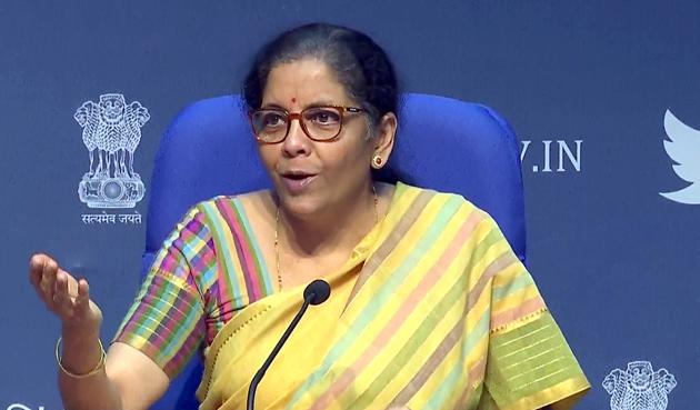 Union finance minister Nirmala Sitharaman said the measures announced on Friday will result in greater income for farmers(ANI Photo)