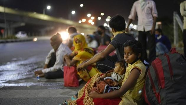 A UN report in April, 2020, predicted the Covid-19 pandemic could lead to an extra 13 million child marriages over the next decade.(Vipin Kumar / HT Photo used for representational purpose only)