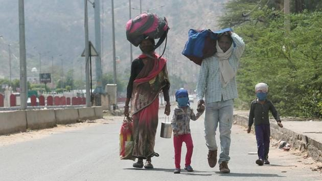 The pandemic has shown us the weaknesses in our systems to protect the most vulnerable(Himanshu Vyas/ Hindustan Times)