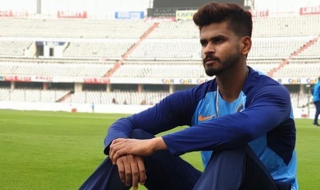 File photo of India batsman Shreyas Iyer(Instagram)