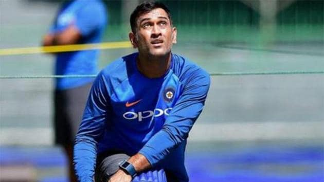 WIll MS Dhoni or won't he play for India again?(PTI)