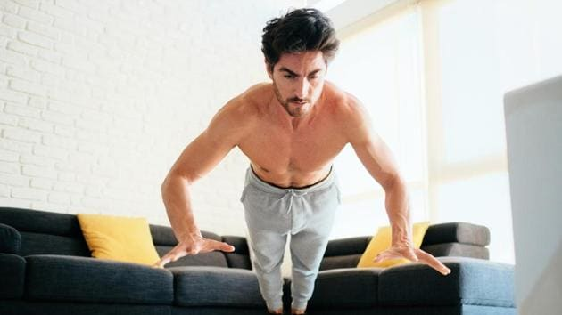 Training for Power can be a good change of pace for most people who might be bored with their lock down exercise plan(Shutterstock)