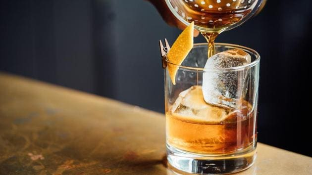 World Whisky Day: Enjoy virtual happy hours with these whisky cocktails to sip on a summer evening.(Unsplash)