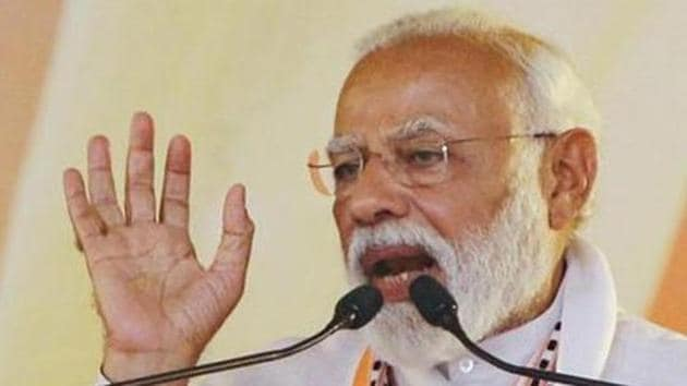 Even though the PM clearly specified that the approach is to be self-reliant by actively participating and leading the global value chains without being self-centred or inward-looking, the Opposition resorted to scaremongering about MNCs being shown the door when the exact opposite is being attempted by the government.(PTI)