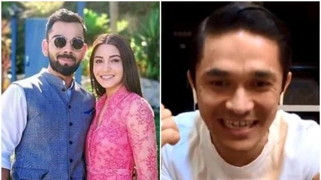 Virat Kohli took part in an Instagram live session with Sunil Chhetri, who came armed with information provided by Anushka Sharma.