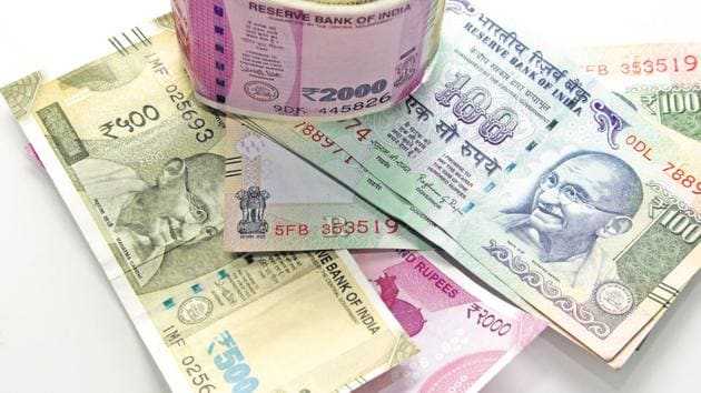 The rupee depreciated 31 paise to 75.89 against the US dollar in opening trade on Monday.