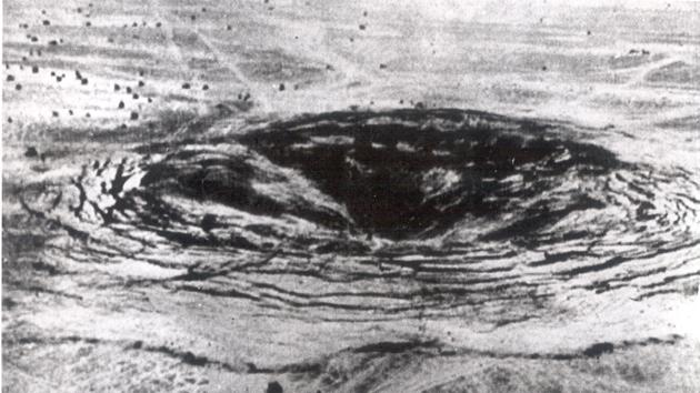 The nuclear test on May 18, 1974, was conducted in Pokhran in Rajasthan.(HT Photo)