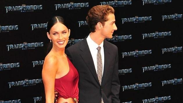 Megan Fox and Shia LaBeouf worked in two Transformers films together.