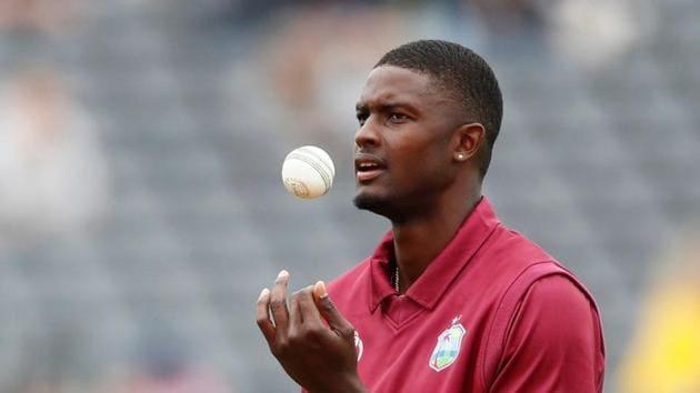 West Indies' Jason Holder Action(Action Images via Reuters)