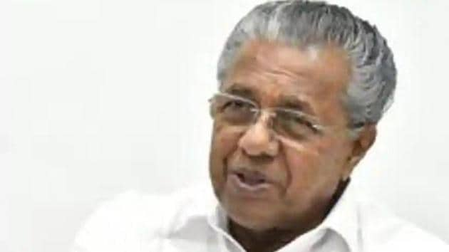 Kerala chief minister Pinarayi Vijayan.(PTI file)
