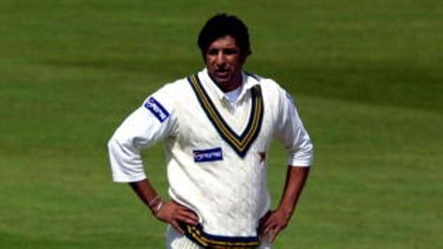 File photo of Wasim Akram.(Getty Images)