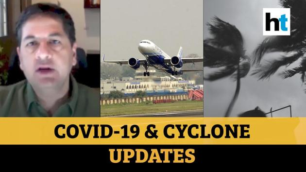 In a bid to resume economic activity in the country, the government announced that domestic flights will resume from the 25th of May but in a calibrated manner. Meanwhile, Cyclone Amphan made a landfall, wreaking.