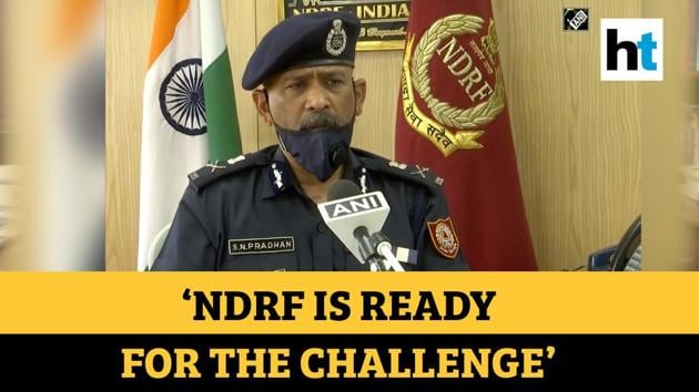 NDRF Chief SN Pradhan informed about the restoration work in Odisha and West Bengal. Pradhan said that the clearance work has started in both the states and they are providing assistance to technicians of the electricity department and telecom department. Cyclone Amphan caused massive damage after making landfall on May 20. Amphan is the strongest cyclone to have originated from the Bay of Bengal in decades. Watch the full video for more.