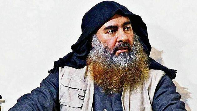 Terrorist group Islamic State leader Abu Bakr al-Baghdadi's potential successor.(via REUTERS)