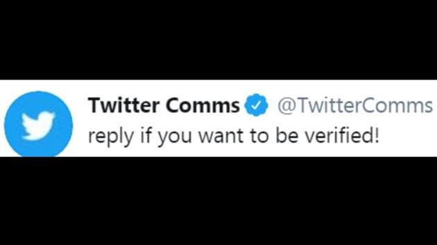 Twitter shared a demo of their new feature with this tweet.(Twitter)