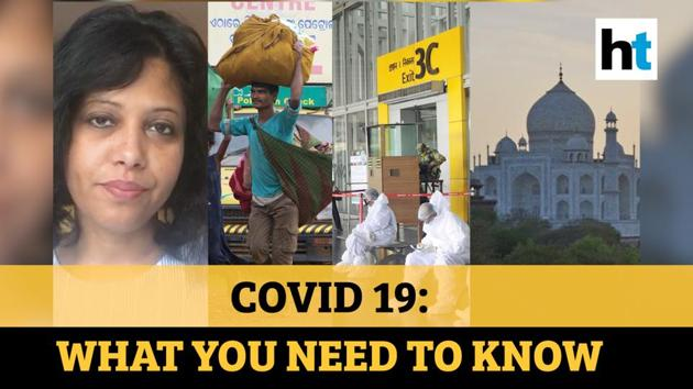 Hindustan Times' National Political Editor, Sunetra Choudhury brings you the top stories you need to know. Sunetra talks about the number of covid-19 cases in India, lockdown duration, Covid reinfection and more. Watch the full video for more details.