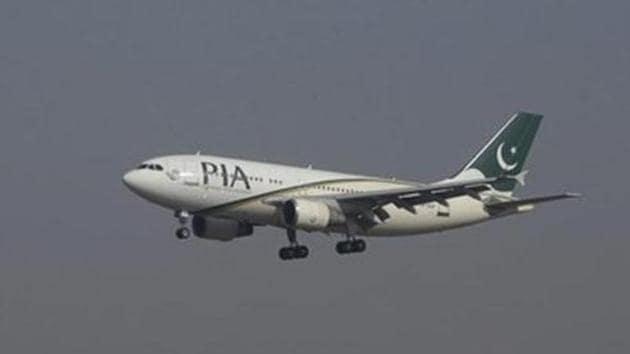 A Pakistan International Airlines (PIA) passenger crashed near Karachi airport on Friday.(REUTERS)