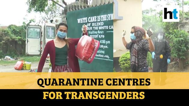 Manipur government has set up a dedicated quarantine centre for transgenders in Imphal. In a first, Health and Family Welfare Dept has set up two institutional quarantine centres. A separate wing for transgender people has been be set up at the centre. The centre is at Maria Montessori Higher Secondary School in Imphal East's Koirengei.