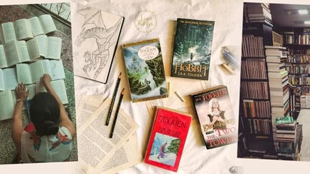Pictures some bookstagrammers posted on their profiles.(Instagram/thepolygamistreader, theobvious.mystery, bookish_and_sane)