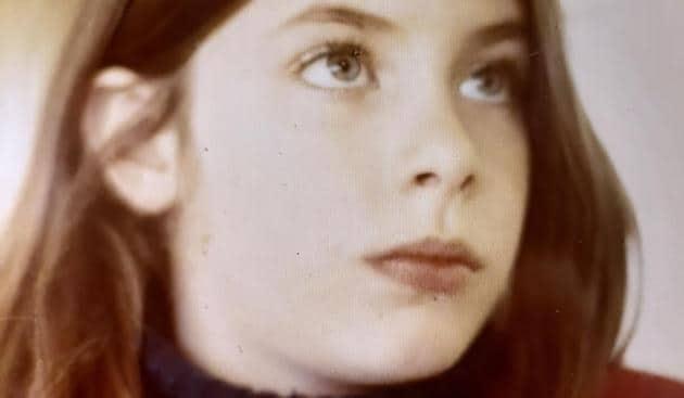 This photo provided by Tara Reade, shows Tara Reade in Wisconsin in 1971. (Tara Reade via AP)(AP)