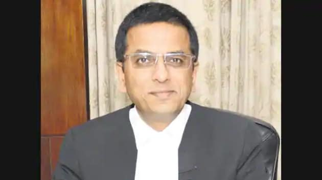 """""""Our court procedures are tardy and unintelligible to common people"""", justice Chandrachud conceded.(livemint)"""