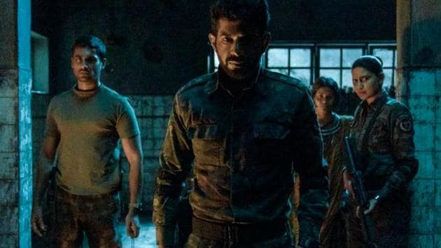 Betaal review: Viineet Kumar leads Netflix's zombie horror series, co-produced by Shah Rukh Khan's Red Chillies Entertainment.