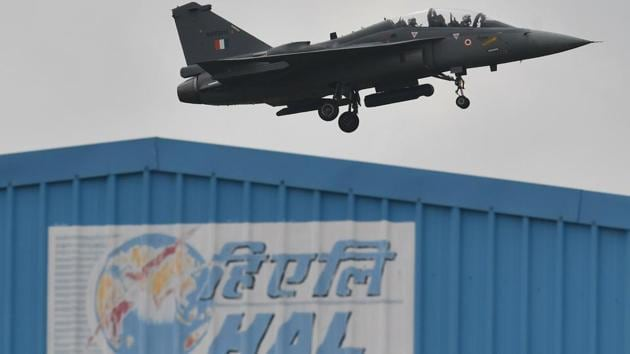 IAF chief Air Chief Marshal RKS Bhadauria is expected to travel to Sulur on Wednesday for the event.(AFP)
