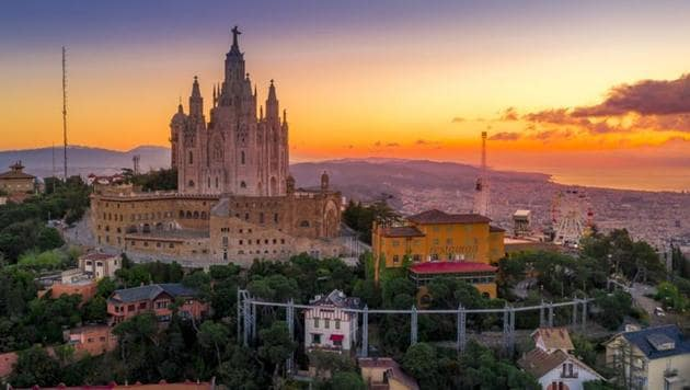 Spain revised down its coronavirus death toll on Monday and urged foreign holidaymakers to return from July as it eases one of Europe's strictest lockdowns, though tourism businesses were sceptical about salvaging the summer season.(UNSPLASH)