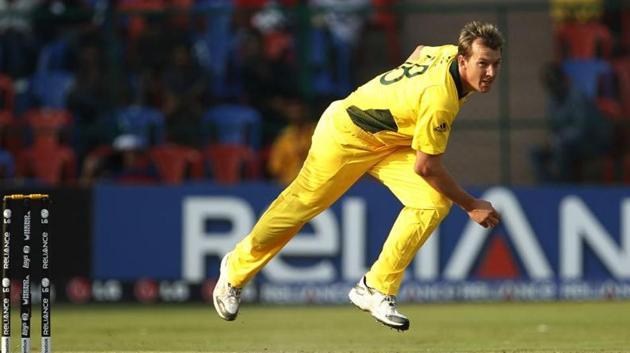 Former Australia fast bowler Brett Lee(AP)