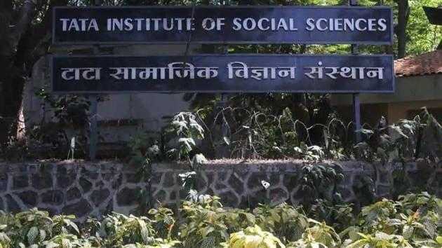 Tata Institute of Social Sciences.(HT PHOTO)