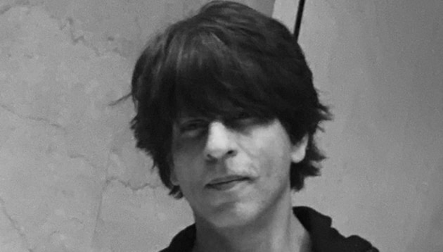 Shah Rukh Khan has been staying home through the lockdown.