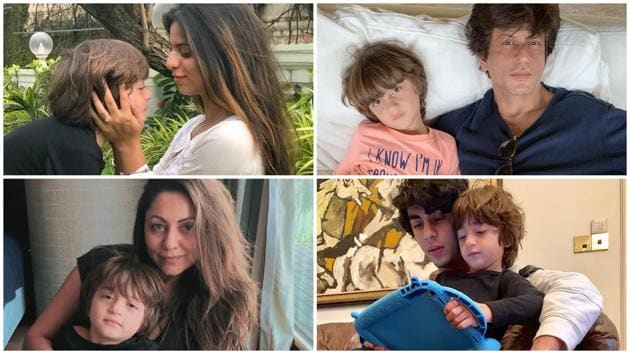 AbRam Khan is the little darling of Shah Rukh Khan and his family.