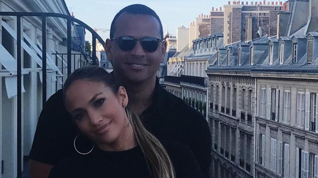 Jennifer Lopez and Alex Rodriguez got engaged in March 2019.