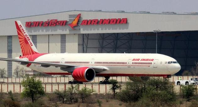 Rajasthan wants to set up aircraft Maintenance, Repair and Overhaul (MRO) facilities in the state.(HT PHOTO)