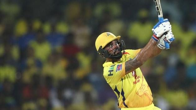 Murali Vijay in action for CSK in IPL.(Getty Images)