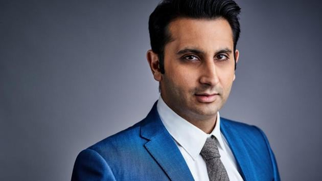 Serum Institute's chief executive officer (CEO) Adar Poonawalla.(HT PHOTO)