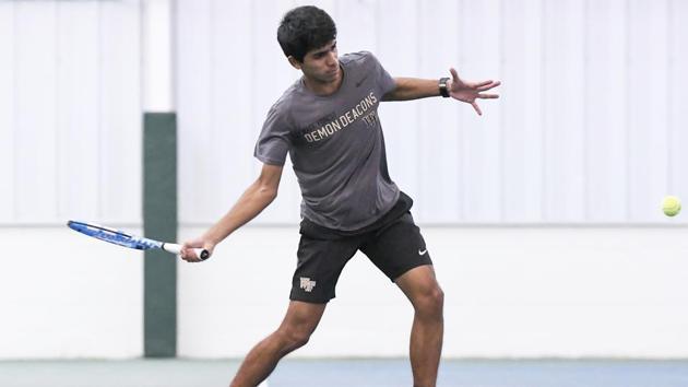 Pune-based player Siddhant Banthia.(HT PHOTO)