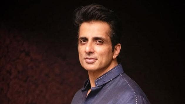 Sonu Sood has been helping out stranded migrants in Mumbai.
