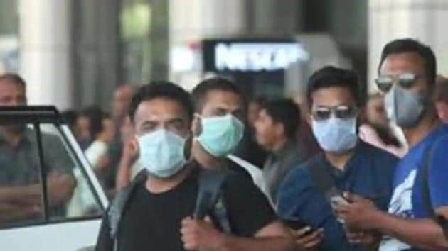 There are 3,292 active cases of the pathogen in the state and 3,913 people have been discharged.(HT photo)