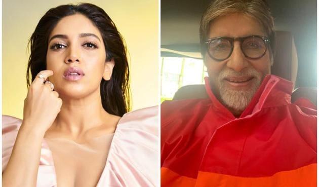 Amitabh Bachchan does not understand what Bhumi Pednekar means, when she calls him 'baller'.