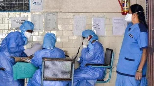 The directive comes in the backdrop of concerns that non-Covid essential health care services could be neglected as the entire effort is concentrated on combating the coronavirus disease.(PTI)