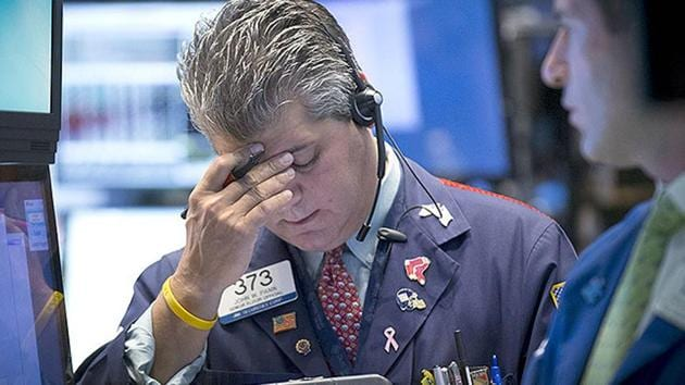 The easing of lockdowns, optimism about an eventual Covid-19 vaccine and massive US stimulus have powered the recent stock market rally.(Reuters File Photo)
