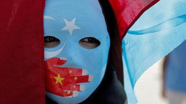 This new legislation is intended to increase the pressure by imposing sanctions on specific Chinese officials, such as the Communist Party official who oversees government policy in Xinjiang.(Reuters)