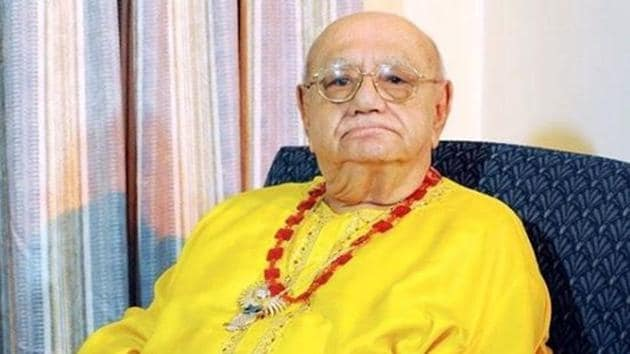 Famous astrologer Bejan Daruwalla has passed away in Ahmedabad due to alleged Covid-19 complications aged 89.(Instagram)