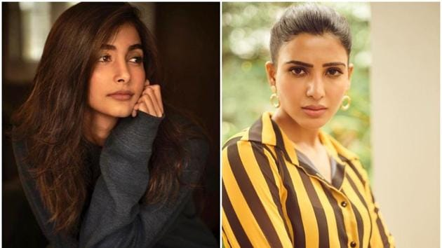 Pooja Hegde was attacked by fans of Samantha Akkineni.